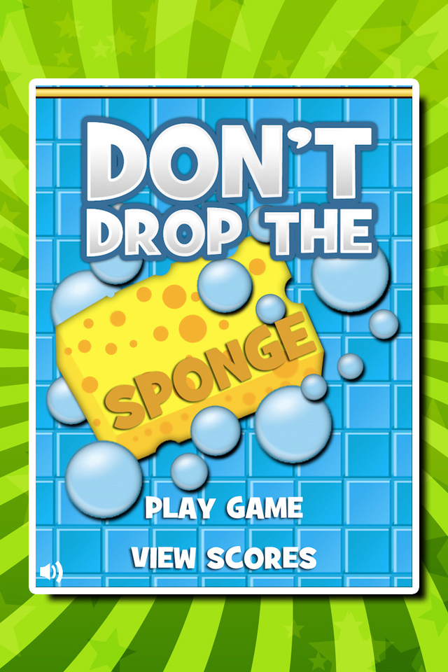 Screenshot Don't Drop The Sponge